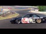 drift on the track