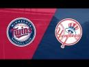 AL / 24.04.2018 / MIN Twins @ NY Yankees (2/4)