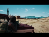 Трейлер пустынной карты для PUBG