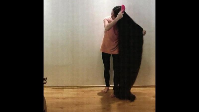 Длина волос более 230 см