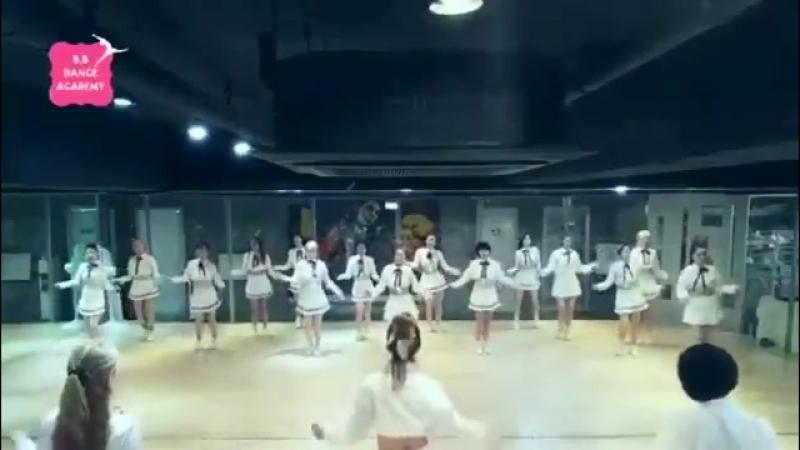 трейни продьюс48 танцуют tftmn