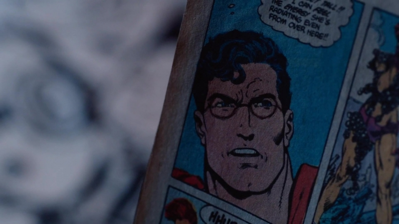 DW - Док о супергероях (отрывок)