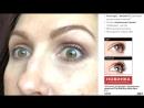 Тестирую ТУШЬ УХОД для ресниц с освежающим эффектом The ONE Eyes Wide Open ОРИФЛЭЙМ 33733