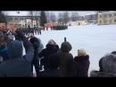 Присяга 1 и 2 роты, в/ч 5134,Республика Коми г.Сыктывкар