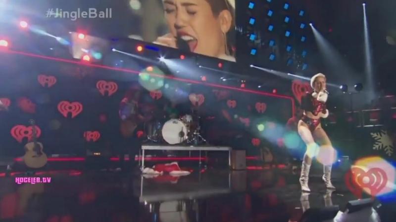 Miley Cyrus - Wrecking Ball (Live At Z100s Jingle Ball 2013)