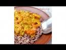 Креветки с рисом | Больше рецептов в группе Кулинарные Рецепты