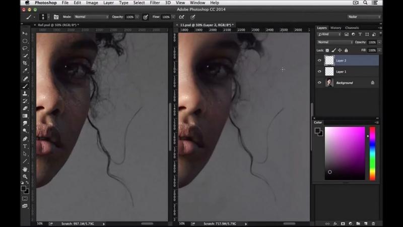 Artcore - Irakli Nadar Speed Art - Digital Painting