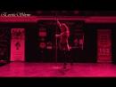 Ксения Tрелис EXOTIC SHOW ноябрь 2017, категория EROTIC любители 3е место