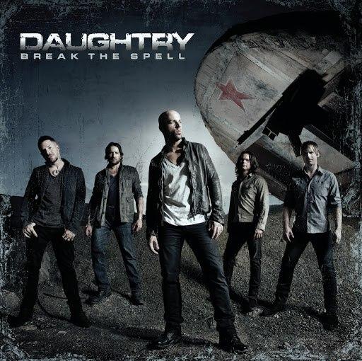Daughtry альбом Break The Spell (Deluxe Version)