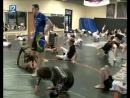 Олимпийцы показали коронные приемы воспитанникам омского Шторма