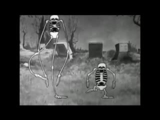 Boris Brejcha - Frühlingsbienchen 'The Skeleton Dance'.mp4