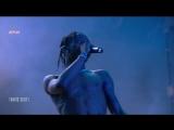 Выступление Travi$ Scott на фестивале «Lollapalooza»