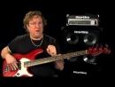 Уроки бас гитары - Fretboard Fitness 22