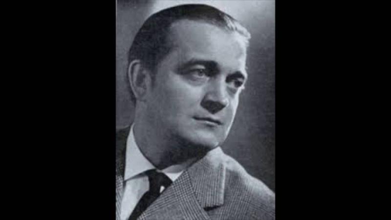 Sándor Kónya; Nessun dorma; Turandot; Giacomo Puccini