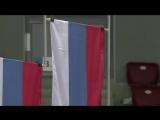 Победительница молодежного чемпионата мира Саша Трусова поет на пьедестале гимн России: Наши фигуристы взяли все 4 золотые медал