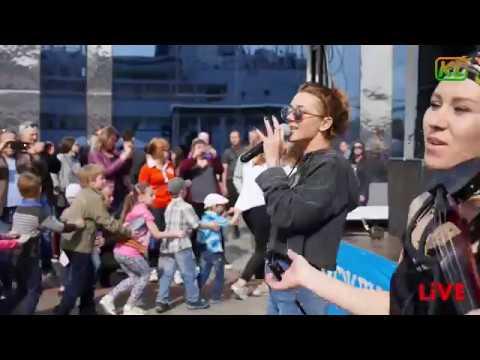 Выступление групп Nightcall и AVVE Project на Дне селедки 2018