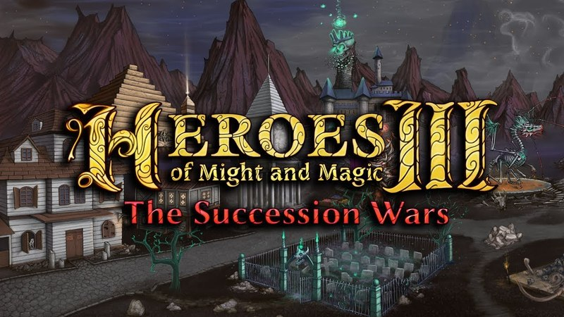 Heroes of Might and Magic III: The Succession Wars v0.8 Official Trailer