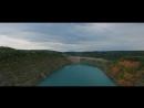 Голубое озеро г.Александровск, Пермский край.