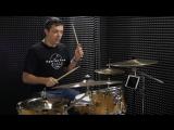 Сбивки на барабанах в рок-музыке 1 часть - уроки для новичков
