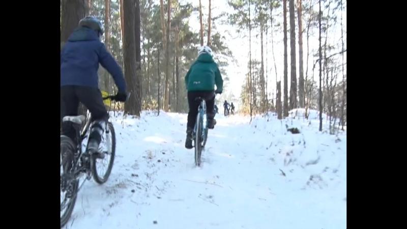 Велосоревнования прошли в Первоуральске
