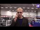 Стрим с тренировки борца из Екатеринбурга Геворга Серобяна