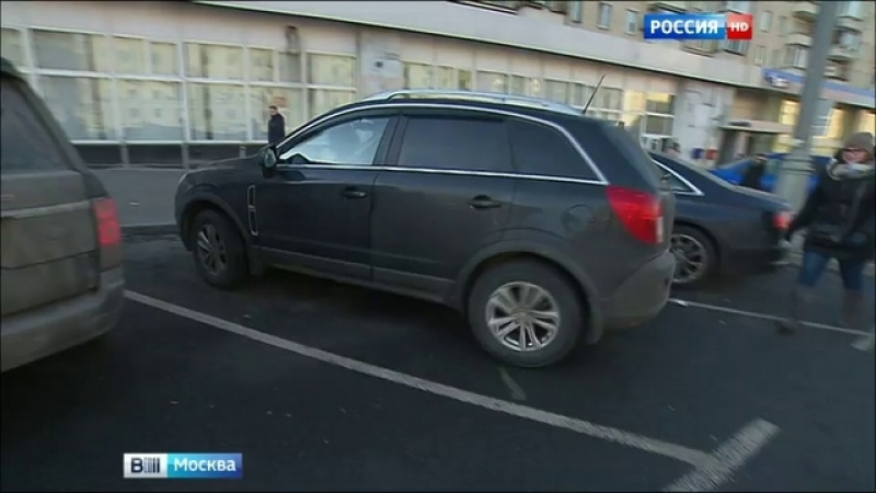 Вести Москва • В Марьиной Роще на деньги за платную парковку обустроили бесплатную стоянку