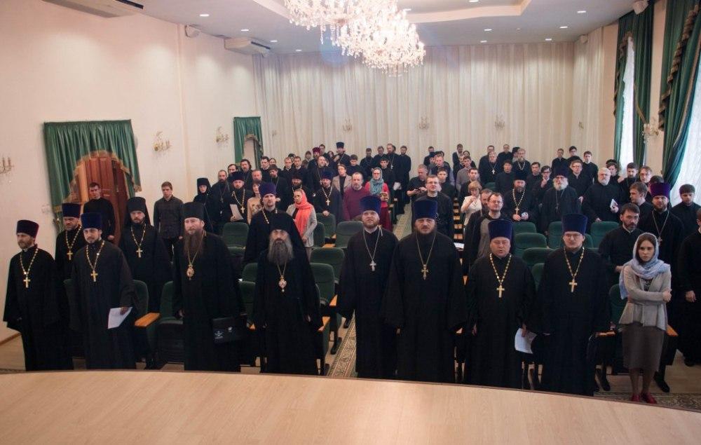 В стенах Хабаровской духовной семинарии прошла межрегиональная научно-практическая конференция