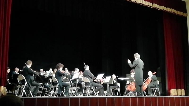 Концерт Венской Императорской Филармонии