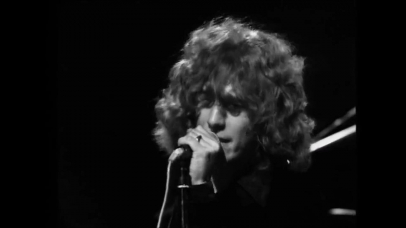Led Zeppelin Live on TV BYEN_⁄Danmarks Radio