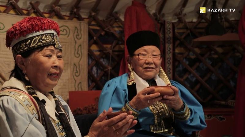 The treasuers of the nation №7. Война и мир. Как строились казахско-ойратские отношения