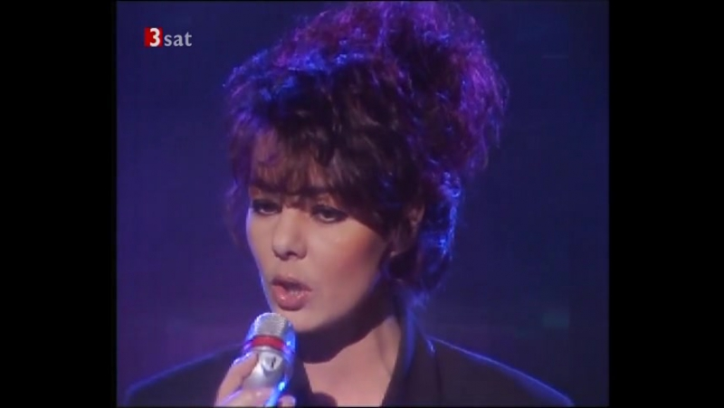 Sandra - One More Night (Nr.3, ZDF Hitparade, 12.12.1990) Germany
