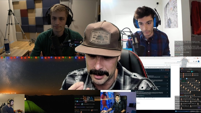 Streamers React To DrDisrespects Cheating Scandal (Sodapoppin, Ice Poseidon, Forsen Mitch Jones)