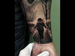 Идеи татуировок (Мастер: Joey Malia)