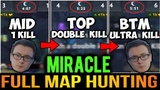 MIRACLE- Night Stalker is Hunting Everywhere - 5 Kills in 2 Min