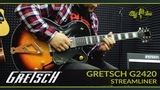 Рок-н-ролльная электрогитара Gretsch G2420 Streamliner