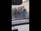 Ballade d'une patriote dans les rues de Paris d'Hidalgo