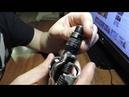 Педали Shimano m520 как разобрать если сорваны шлицы гайки и устранить люфт