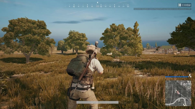 PLAYERUNKNOWNS BATTLEGROUNDS 03.19.2018 - 01.26.06.05