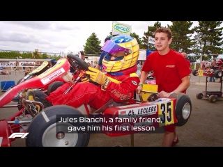 Charles Leclerc: Triumph And Tragedy, His Journey to F1
