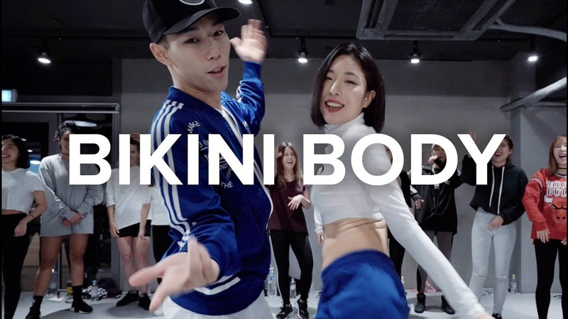 Bikini Body - Dawin ft. R City / Lia Kim Koosung Jung Choreography