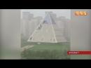 Майская погода застала казахстанцев врасплох