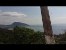 Гурзуф Вид на Аю Даг Медведь гору с 17 сек