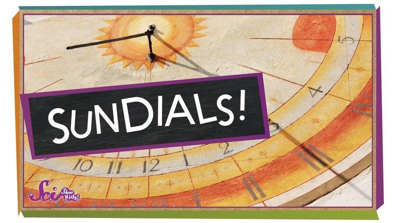 Make Your Own Sundial!