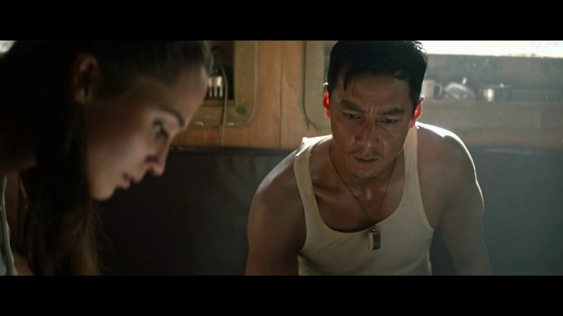 Tomb Raider: Лара Крофт.Капитан Лу Рен и его согласие отправиться в путешествие