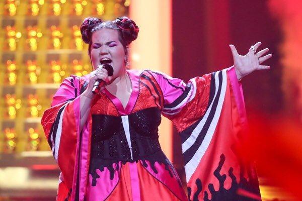 Нетта Барзилай победитель Евровидение 2018