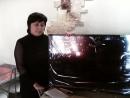 Вручение приза – телевизор в розыгрыше призов от ПК Лучший Выбор-2018 Сердаловой Анне Валерьевне.