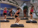 Intensity series - Cardio + Weights - Cathe Friedrich