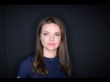 Актриса Анна Славина. Видеовизитка 2018.