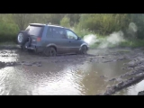 Mitsubishi rvr off road