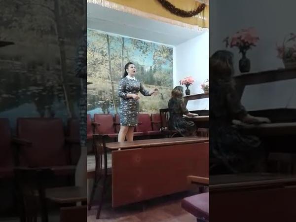Дарья Чеботарёва Сирень цветет